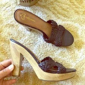Fergalicious by fergie sandals